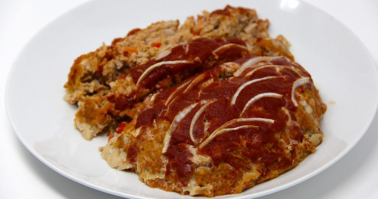 Healthy Turkey Meatloaf