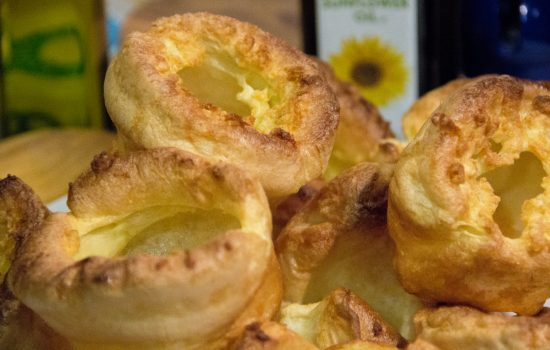 Mary Berry's Yorkshire Pudding